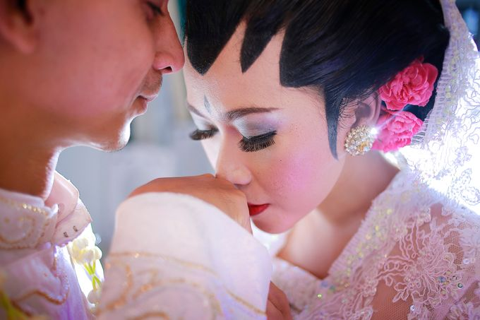 Tami & Vicky Wedding Day by Faust Photography - 016