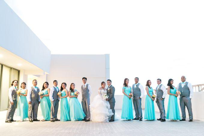Jason and Dewie Wedding by Mozaic Creatives - 032
