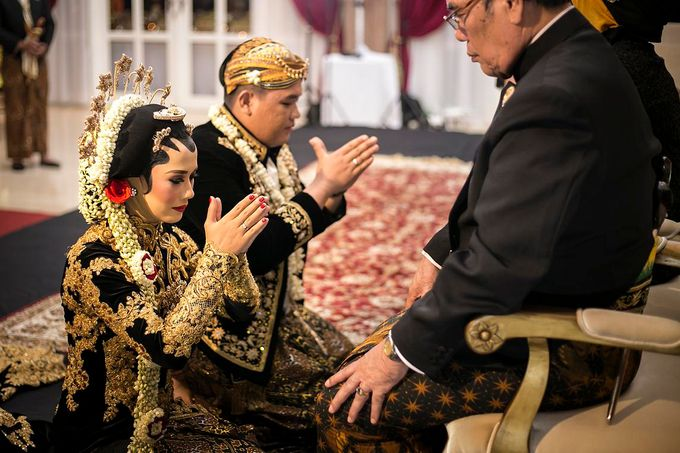 Traditional Wedding at Plataran Heritage Borobudur Hotel and Spa by Plataran Indonesia - 018