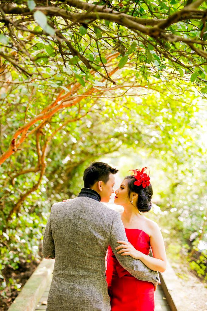 The Prewedding Of Suandi & Vonny by My Dream Bridal and Wedding - 001