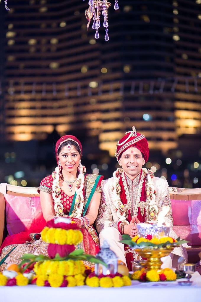 Weddings at Millennium Hilton by Millennium Hilton Bangkok - 010