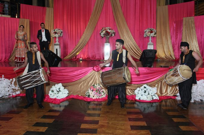 When East Meets West - The Wedding of Kal Singh & Bonnie by AS2 Wedding Organizer - 013