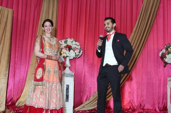 When East Meets West - The Wedding of Kal Singh & Bonnie by AS2 Wedding Organizer - 014
