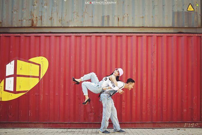 prewedding by LigArt Photography - 013