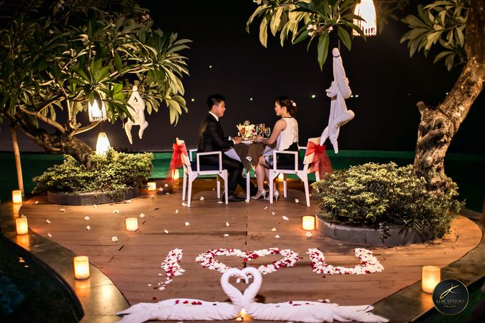 Prewedding of Stanley & Elen by Anantara Bali Uluwatu Resort & Spa - 007