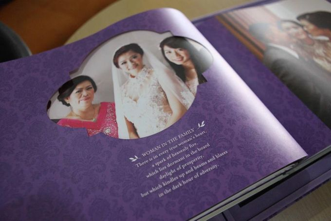 The Wedding of Phinarwan & Ester by PAM'S INVITATIONS & STATIONERY - 014