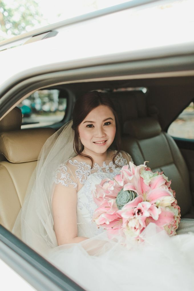 Real Brides by Melody Tinoy Makeup Artist - 011