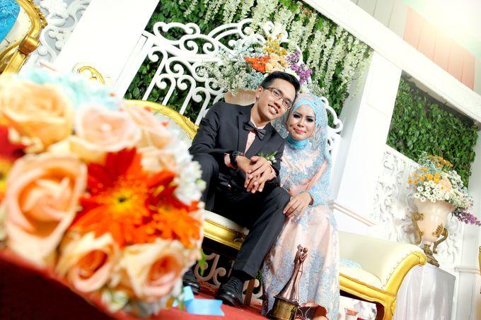 Fathoriq & Azizah Wedding by Lova Fotografia - 002