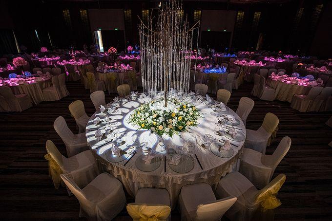 Lavish Grand Ballroom by Amara Sanctuary Resort Sentosa - 002