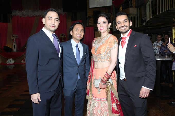 When East Meets West - The Wedding of Kal Singh & Bonnie by AS2 Wedding Organizer - 015