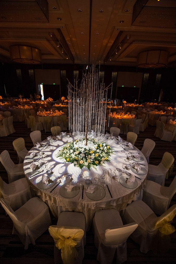 Lavish Grand Ballroom by Amara Sanctuary Resort Sentosa - 018