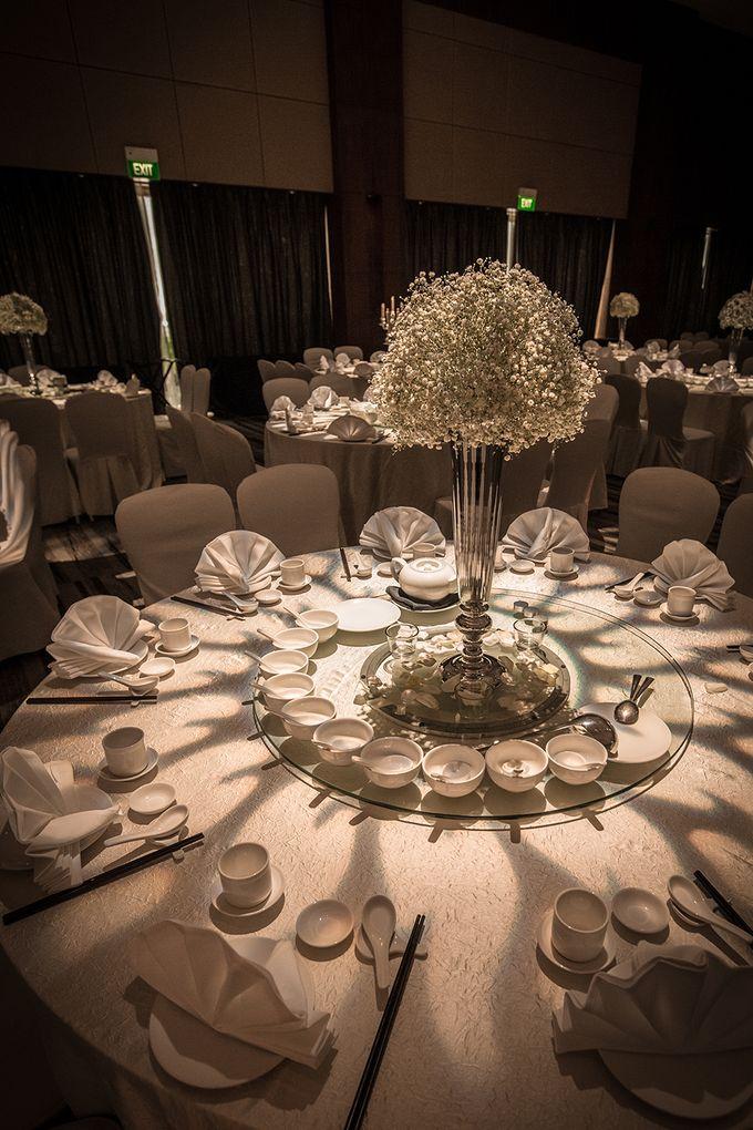 Lavish Grand Ballroom by Amara Sanctuary Resort Sentosa - 005