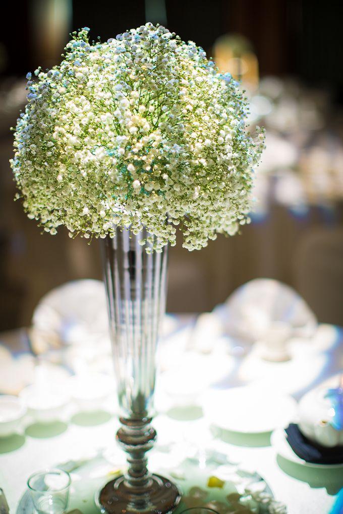 Lavish Grand Ballroom by Amara Sanctuary Resort Sentosa - 019
