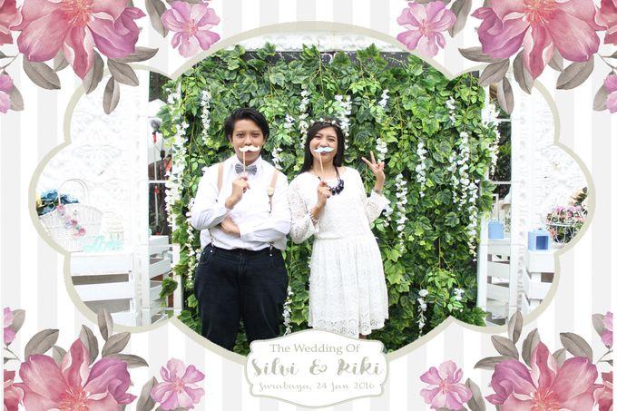 Wedding of Silvi & Kiki by Woodenbox Photocorner - 005