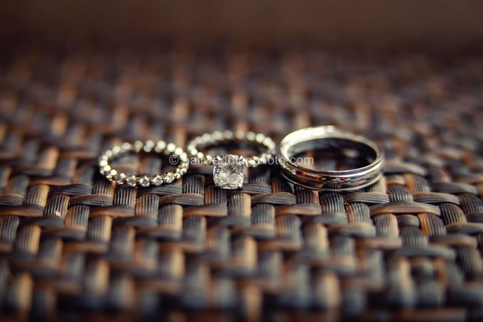 Simple Wedding Len & Marina by D'studio Photography Bali - 001