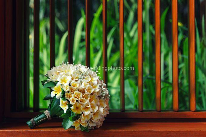 Simple Wedding Len & Marina by D'studio Photography Bali - 004