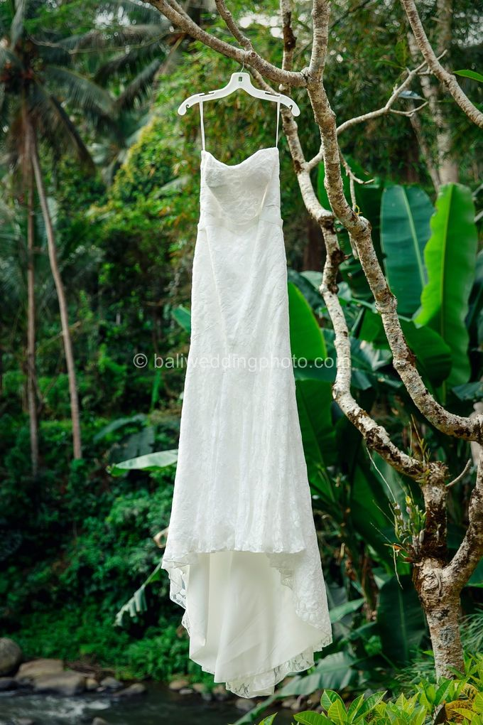 Simple Wedding Len & Marina by D'studio Photography Bali - 005