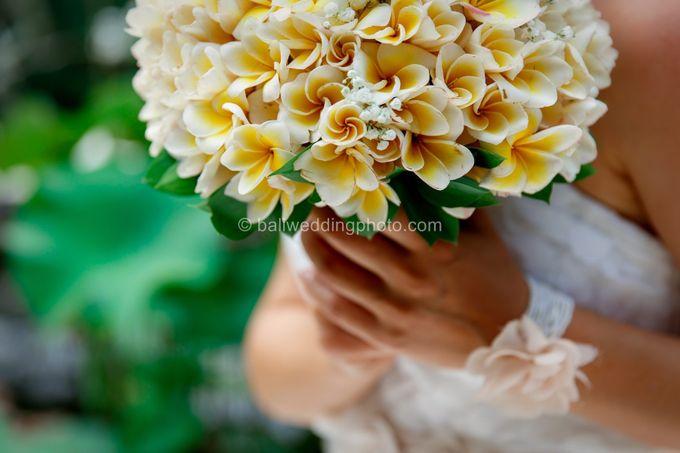 Simple Wedding Len & Marina by D'studio Photography Bali - 009