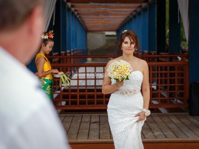 Simple Wedding Len & Marina by D'studio Photography Bali - 011