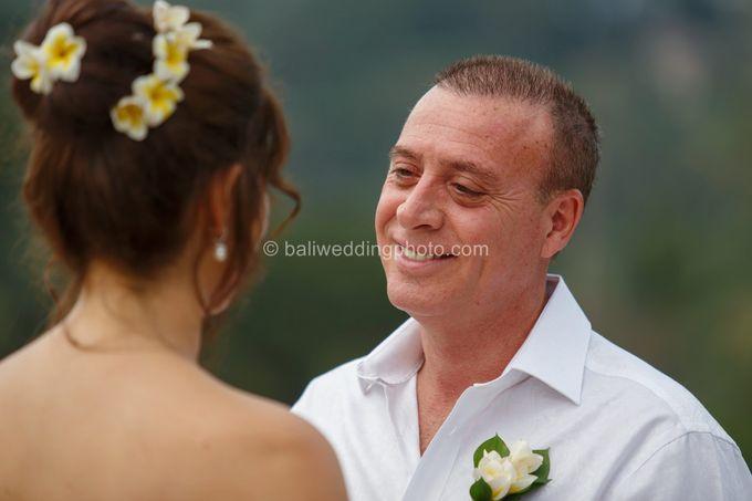 Simple Wedding Len & Marina by D'studio Photography Bali - 012