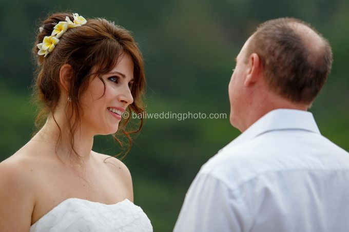 Simple Wedding Len & Marina by D'studio Photography Bali - 013