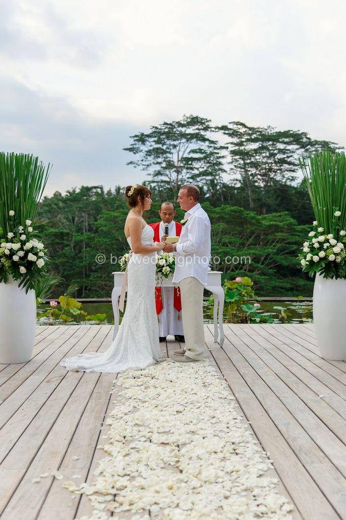 Simple Wedding Len & Marina by D'studio Photography Bali - 015