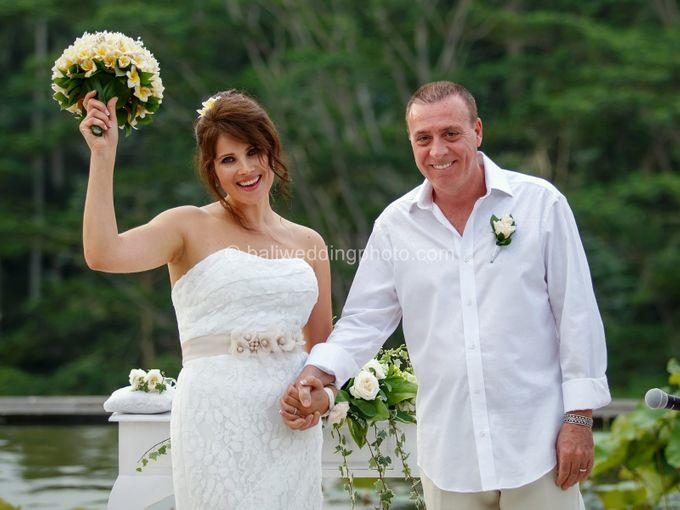 Simple Wedding Len & Marina by D'studio Photography Bali - 019