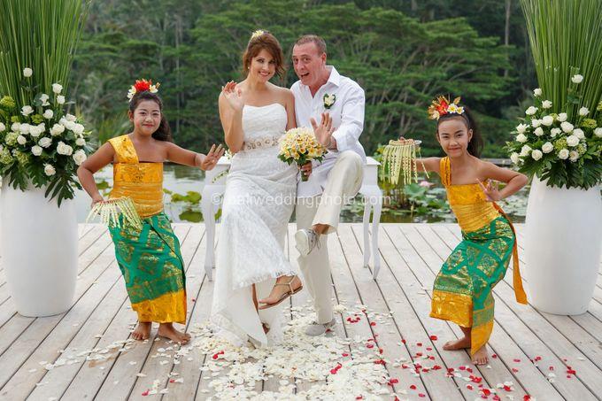 Simple Wedding Len & Marina by D'studio Photography Bali - 023