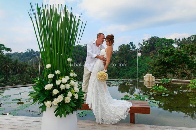 Simple Wedding Len & Marina by D'studio Photography Bali - 024