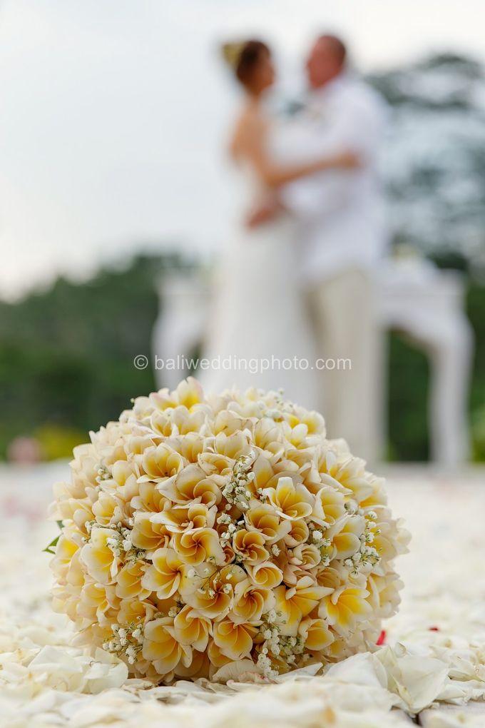 Simple Wedding Len & Marina by D'studio Photography Bali - 026