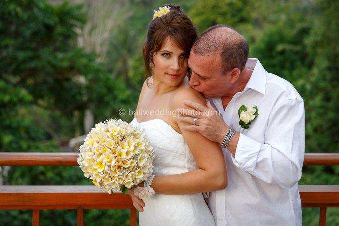 Simple Wedding Len & Marina by D'studio Photography Bali - 027