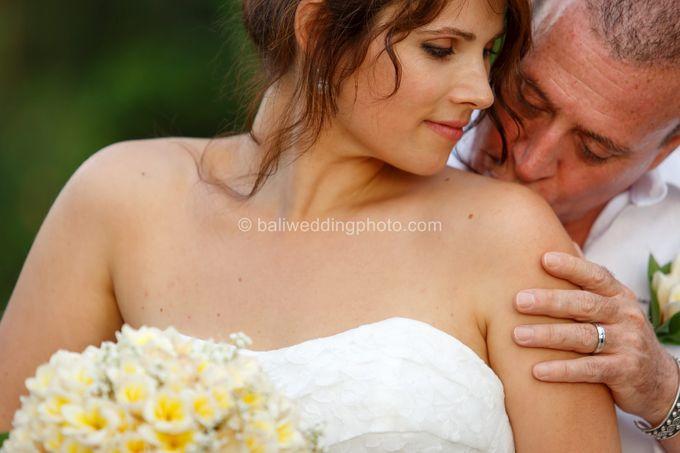 Simple Wedding Len & Marina by D'studio Photography Bali - 028