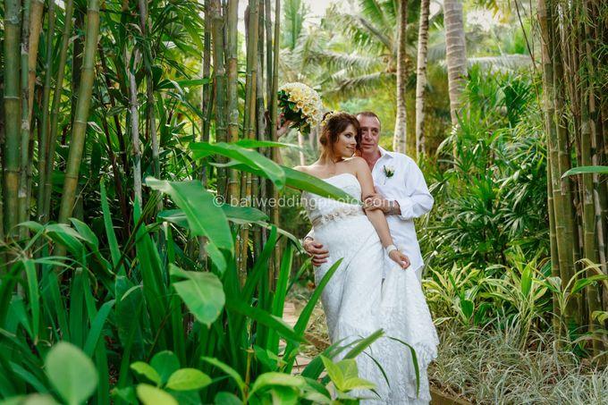 Simple Wedding Len & Marina by D'studio Photography Bali - 032