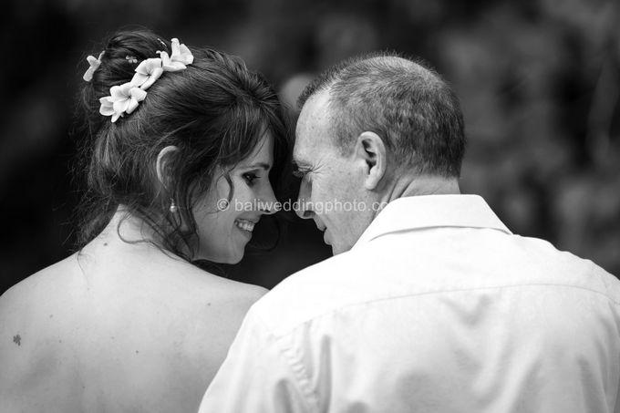 Simple Wedding Len & Marina by D'studio Photography Bali - 035