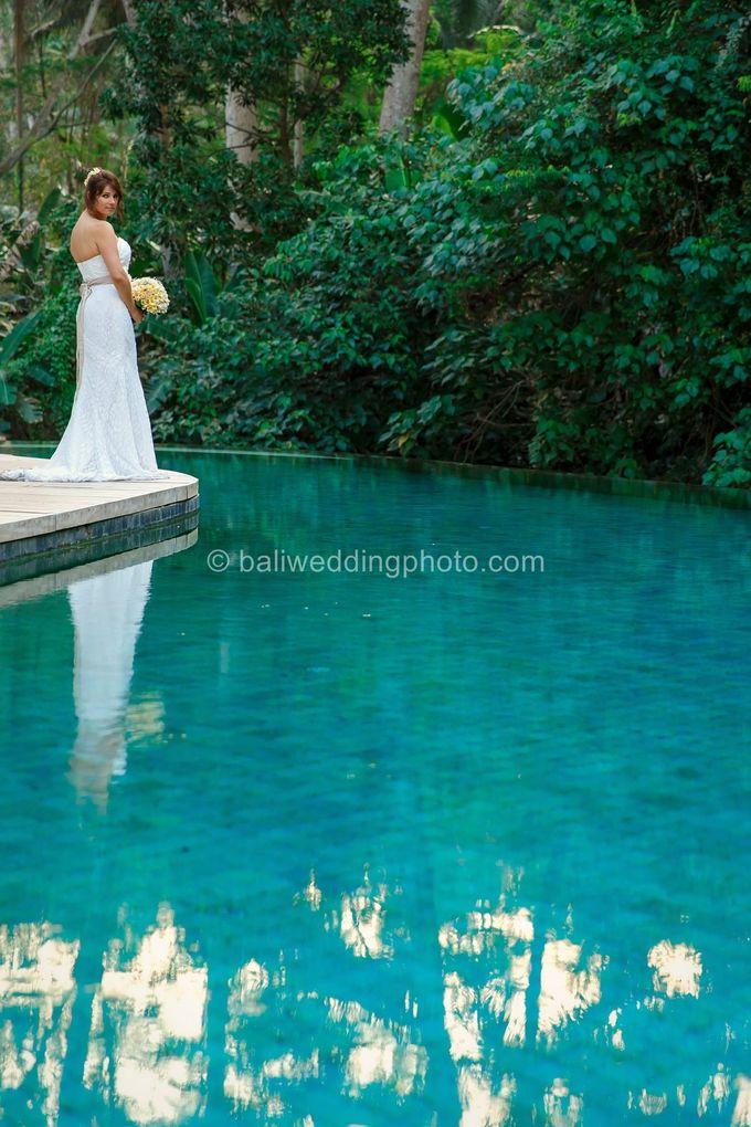 Simple Wedding Len & Marina by D'studio Photography Bali - 036