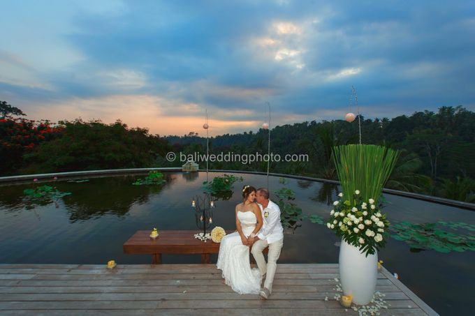 Simple Wedding Len & Marina by D'studio Photography Bali - 037
