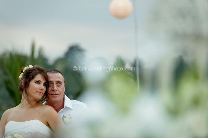 Simple Wedding Len & Marina by D'studio Photography Bali - 038