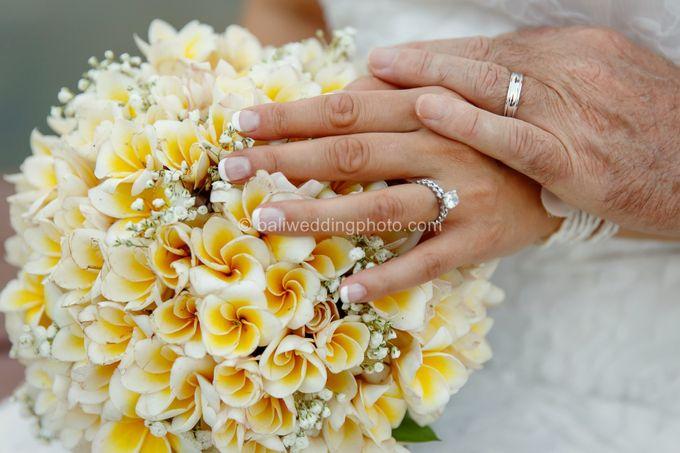 Simple Wedding Len & Marina by D'studio Photography Bali - 039