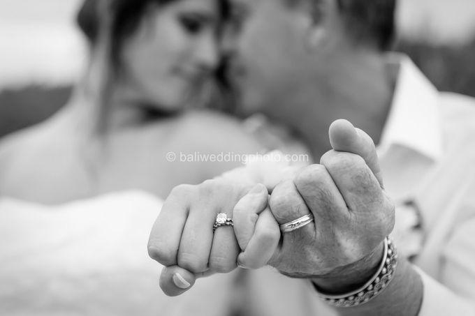 Simple Wedding Len & Marina by D'studio Photography Bali - 040