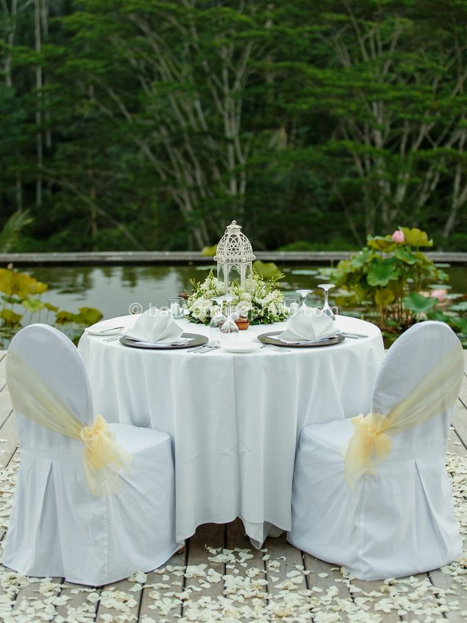 Simple Wedding Len & Marina by D'studio Photography Bali - 042