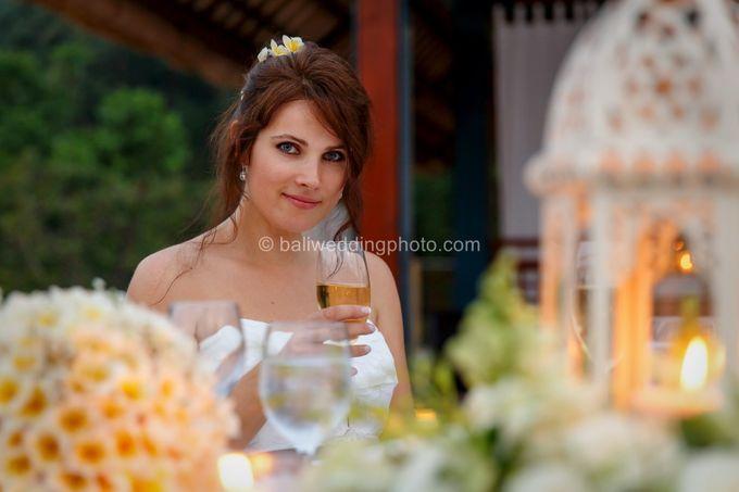 Simple Wedding Len & Marina by D'studio Photography Bali - 043