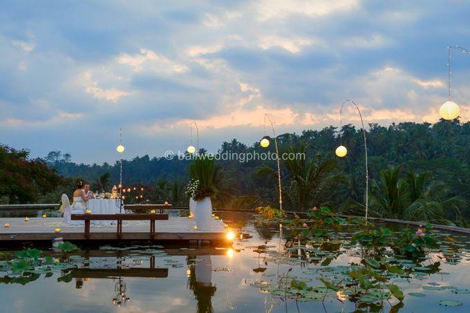 Simple Wedding Len & Marina by D'studio Photography Bali - 044