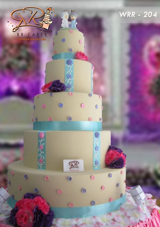 Our new collections by RR CAKES - 005