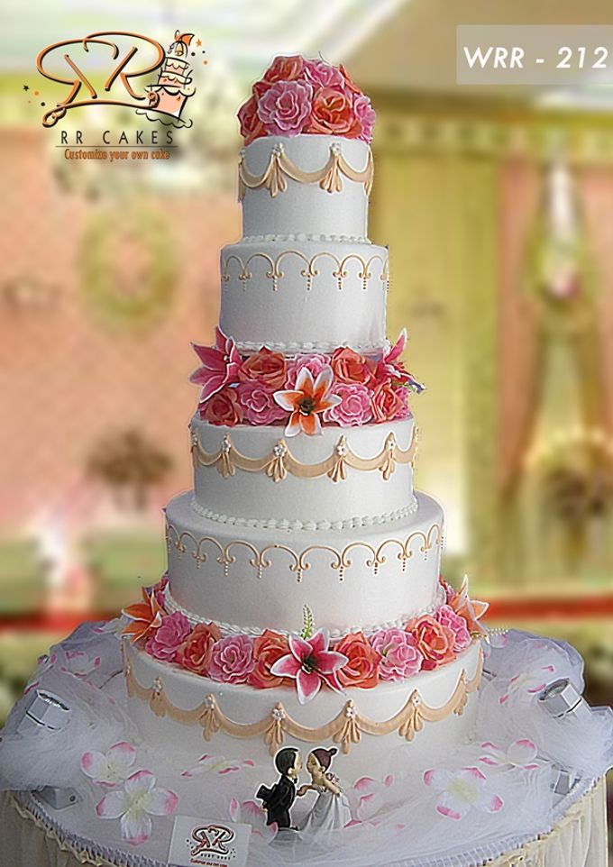 Our new collections by RR CAKES - 009