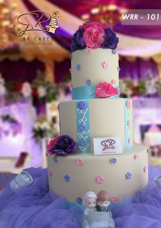 Our new collections by RR CAKES - 010