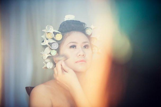 wedding day by Xin-Ai Bride - 015