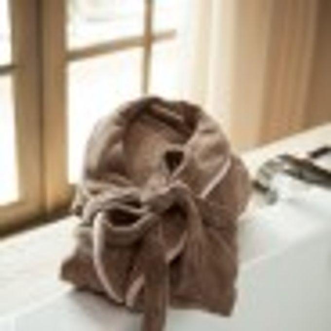 Personalized Bridal Bathrobe by Palmerhaus - 004