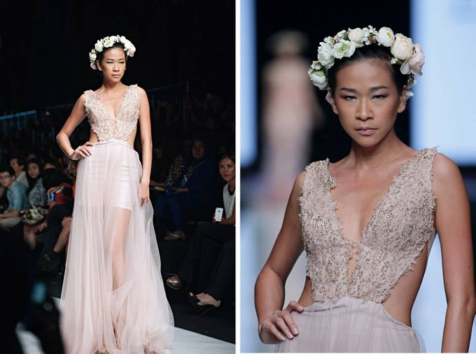 The Enchanting Magic Blooms by ENST Couture - 002