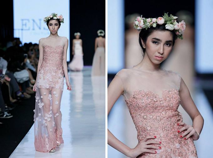 The Enchanting Magic Blooms by ENST Couture - 004