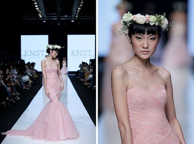 The Enchanting Magic Blooms by ENST Couture - 005